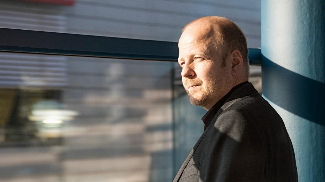 Inventor Klaus Engel