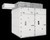 Генераторное распределительное устройство VB1-D с установленными на тележку силовыми выключателями, рассчитанными на ток до 63 кА