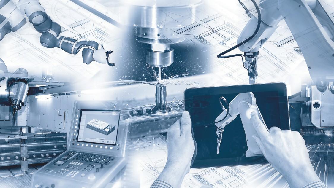 Platformna ekonomija in internet stvari v industrijskem okolju