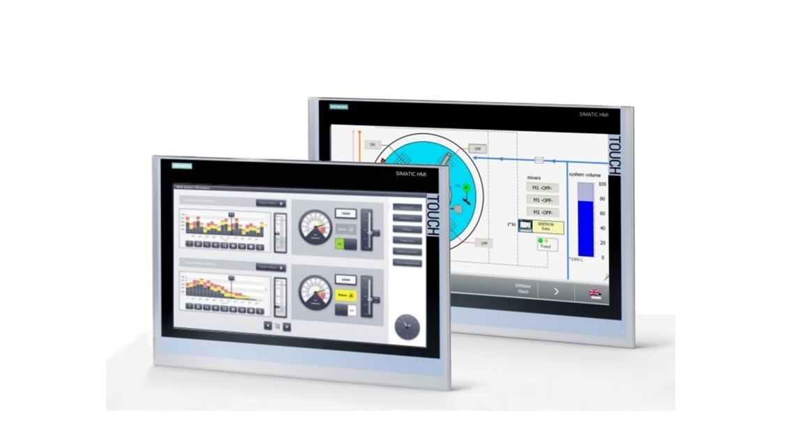 SIMATIC HMI  Comfort Panels TP1900 und TP2200