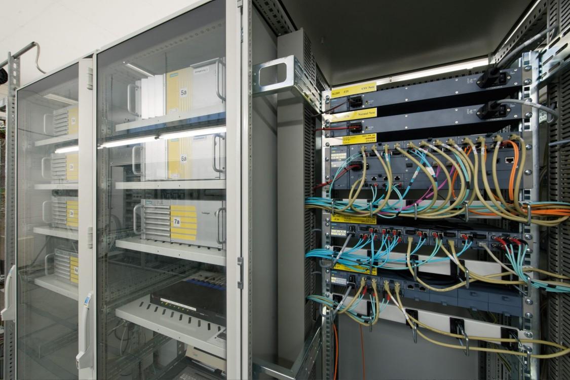 Redundantná sieťová technológia zaručuje maximálnu dostupnosť