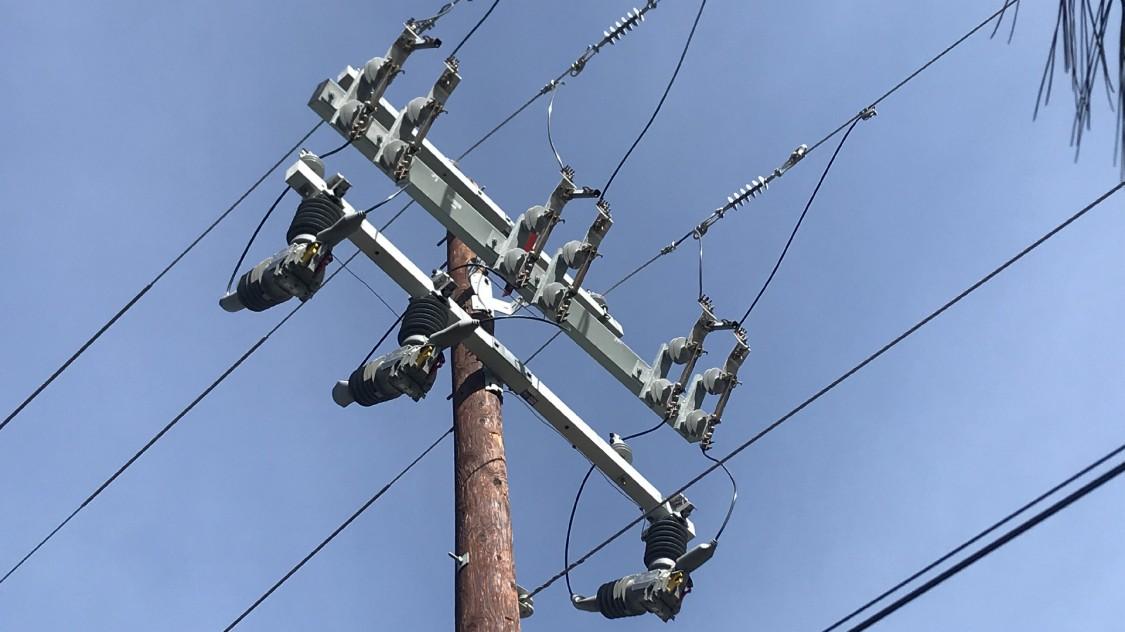 Medium-voltage outdoor distribution products