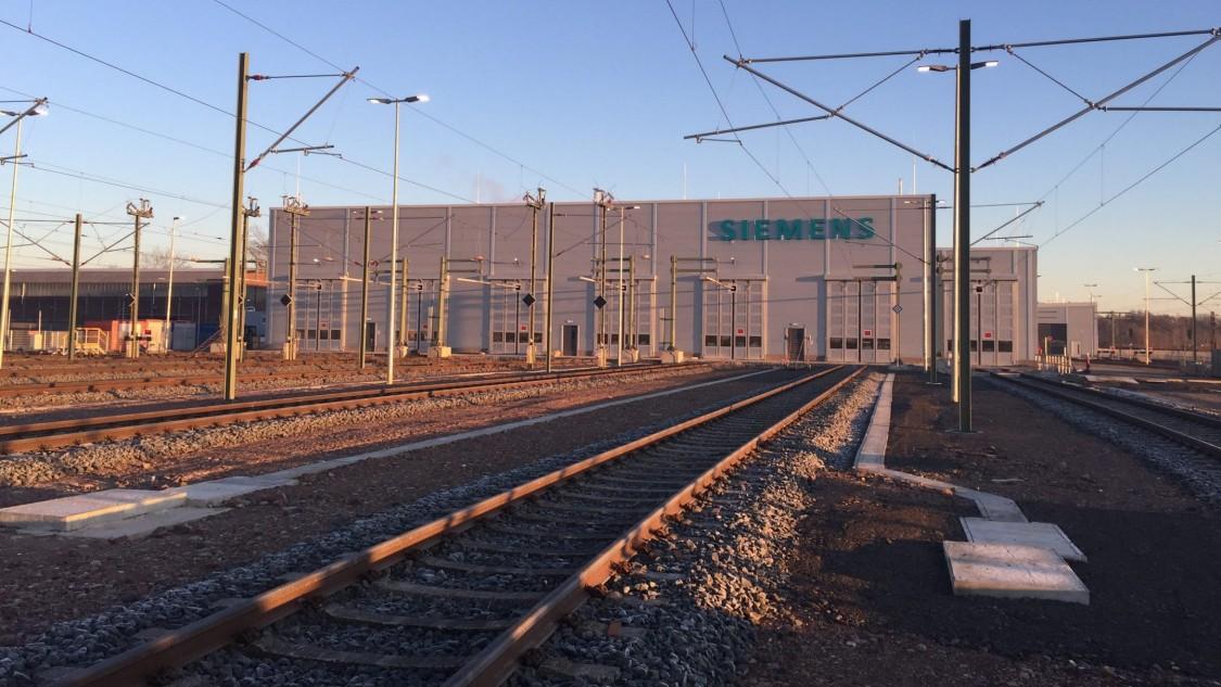 Destaque: Centro de Serviços Ferroviários de Dortmund