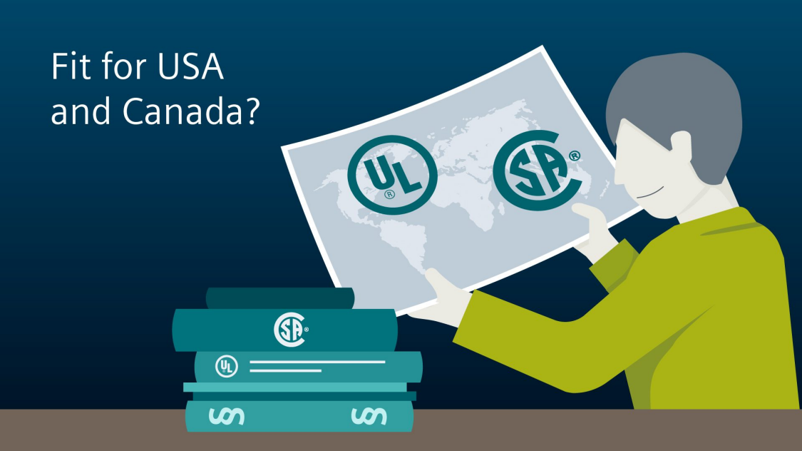 Is your control panel fit for the US and Canada?
