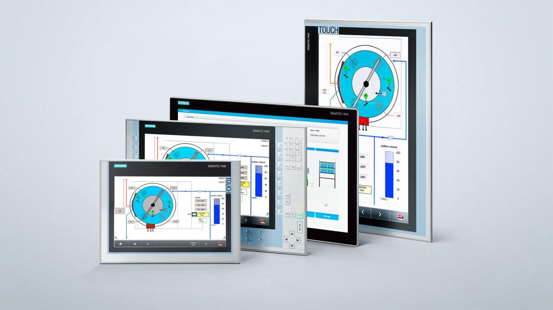 Produktfamilie SIMATIC Panel PC