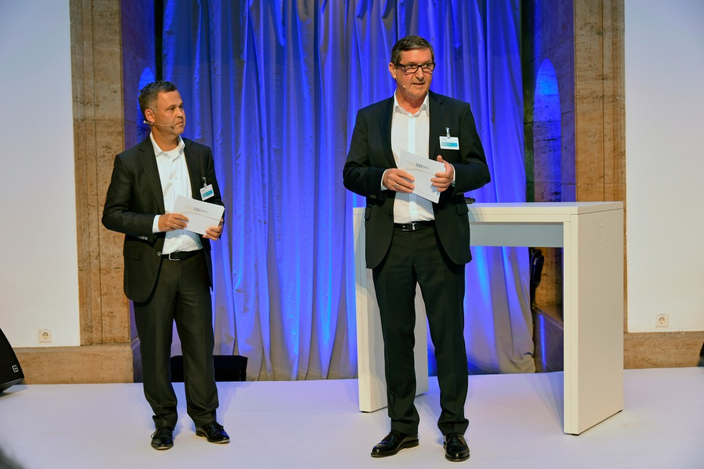 Vortrag von Thomas Zimmermann und Karlheinz Kronen
