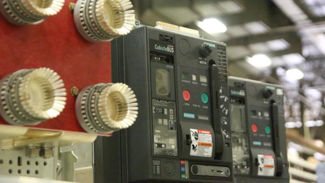 Low-voltage retrofit circuit breakers