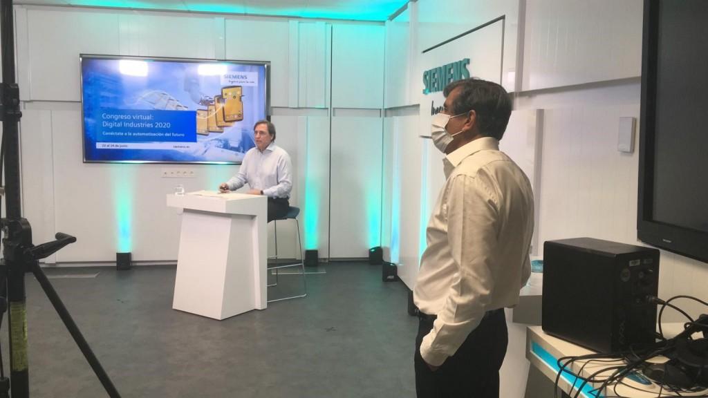 Siemens presenta los últimos avances de la fábrica inteligente en su Congreso Virtual