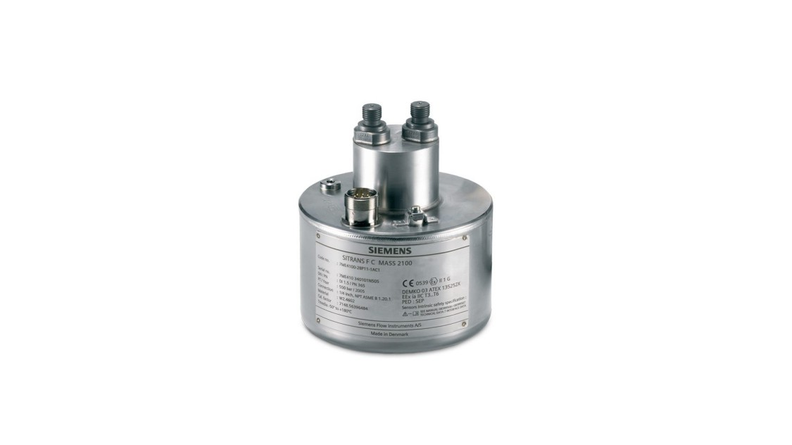 SITRANS F C MASS 2100 DI 1.5(小口径系列传感器)