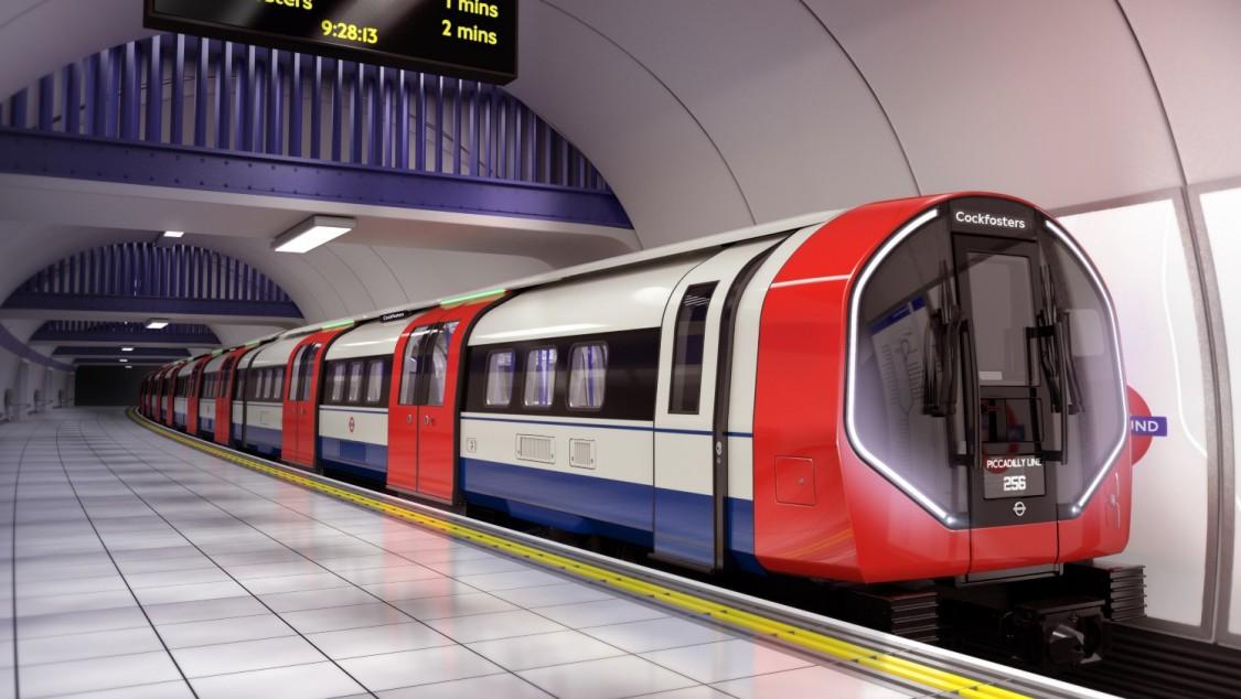 Inspiro London: 94 Metrozüge für die Piccadilly line
