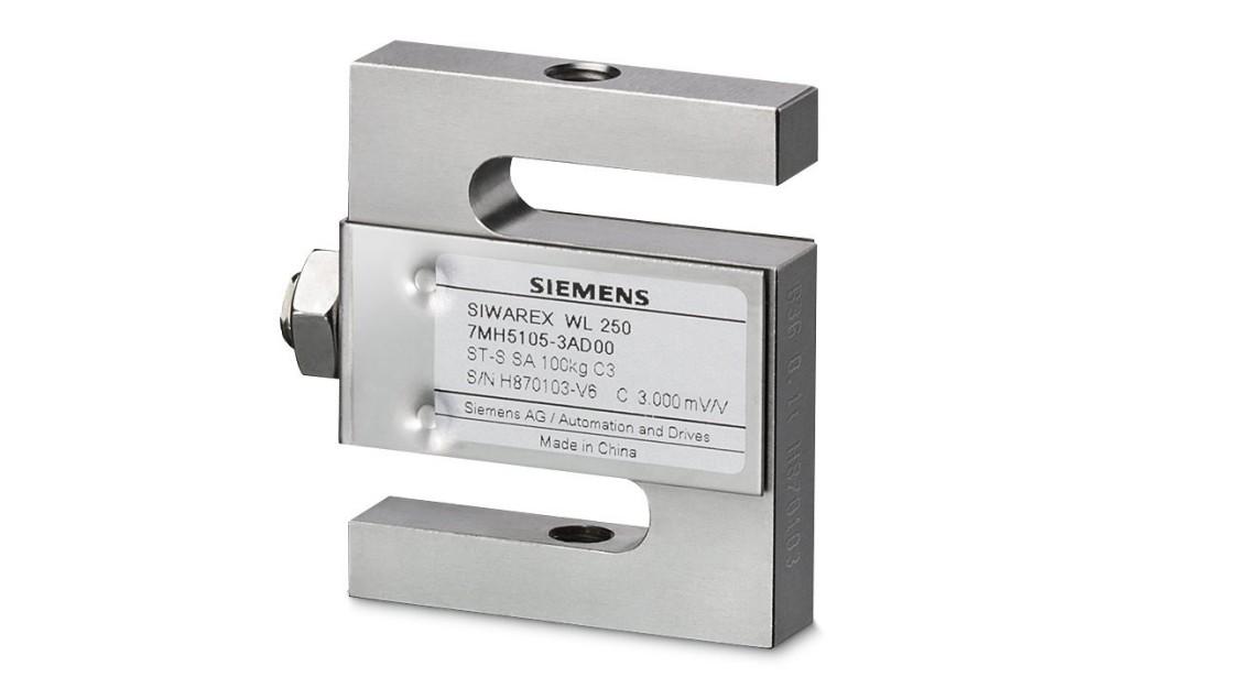USA - SIWAREX WL250 ST-S SA S-Type load cell