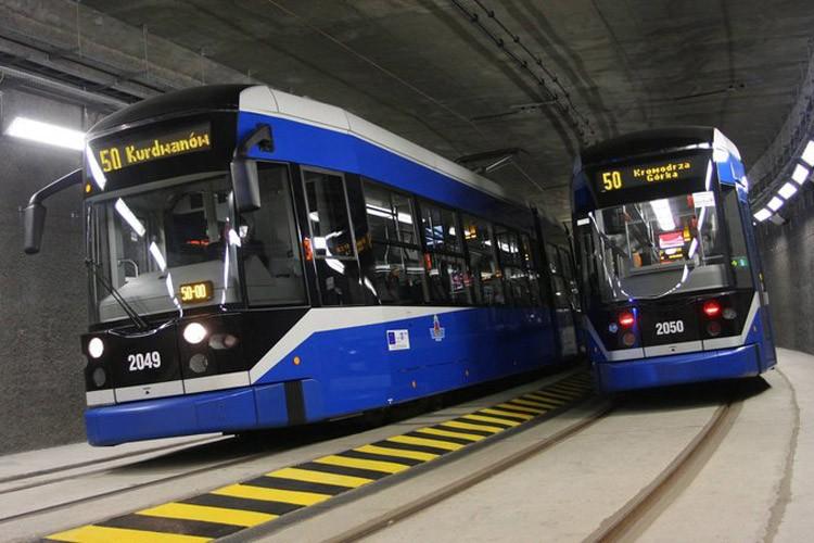 Tunel Krakowski Szybki Tramwaj