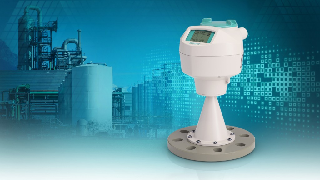 Siemens brings out an economical new radar antenna for level measurement