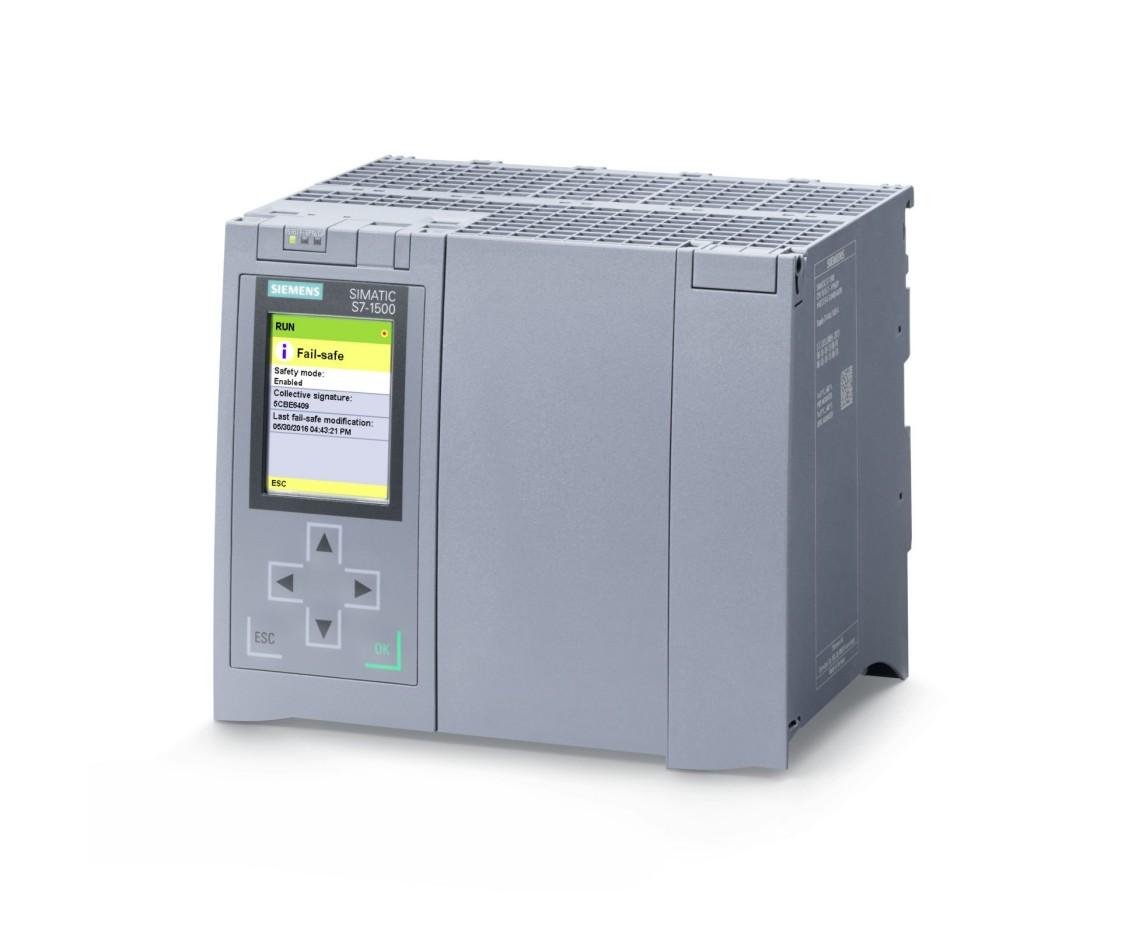 SIMATIC S7-1500 CPU 1518TF-4-PNDP