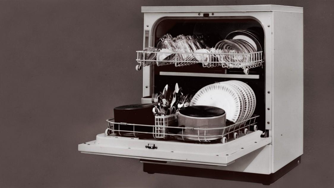 Посудомийна машина Сіменс, 1965 рік