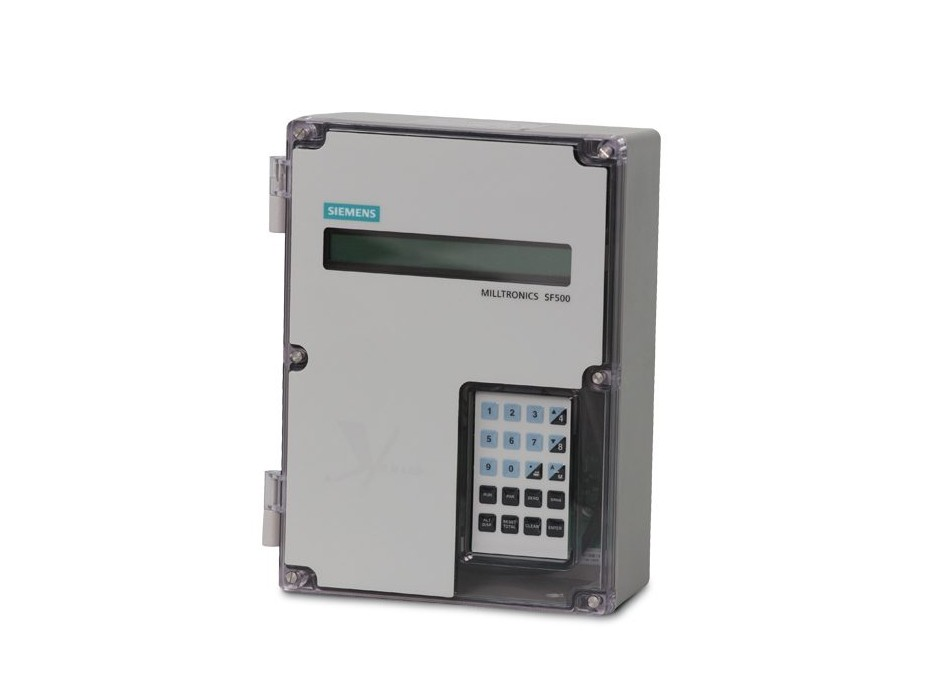 USA - SF500 solids flow meter stand-alone electronics
