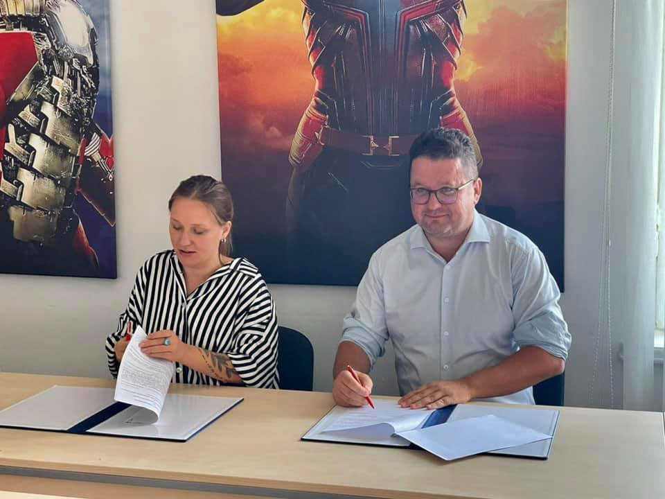 Ukraine Memorandum Signing with Ministry of Digital Transformation