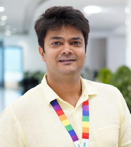 Gaurav Vaishnav (He/Him/His)  Senior Manager, Human Resources/ Lead, Inclusion, Diversity, & Equity, Mumbai