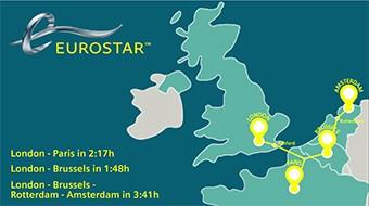 Video: Eurostar