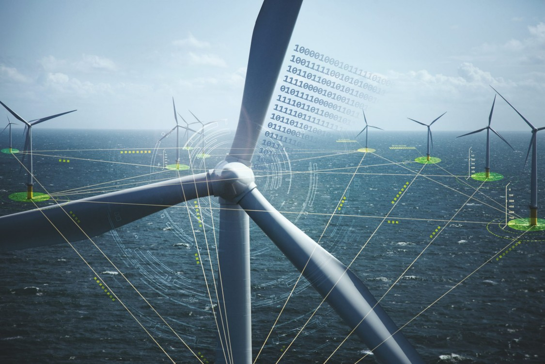 Digitalizing metering on Offshore Wind Projects