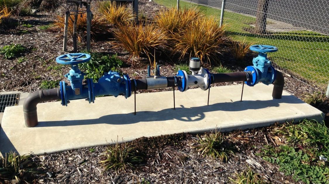 City West Water 自来水公司,澳大利亚:对水进行精确测量