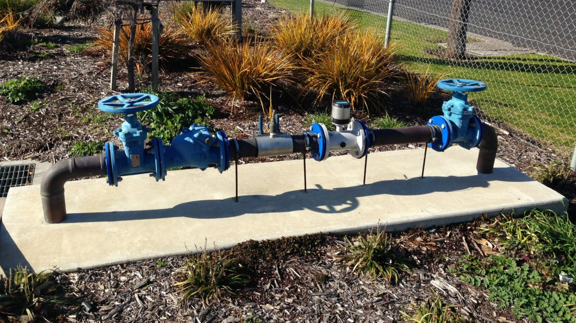 City West Water, Australia: Measure water accurately