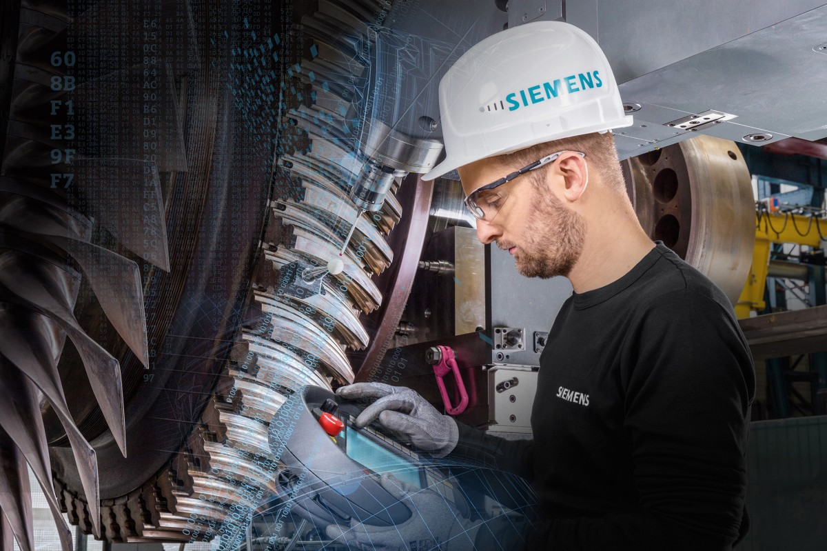 Siemens modernization and upgrade services can breathe new life into existing power generating assets.
