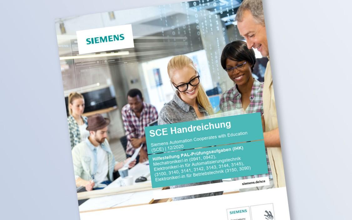 Bild der SCE Dokumentation für SCE Musterlösung zur PAL Prüfungsvorbereitung