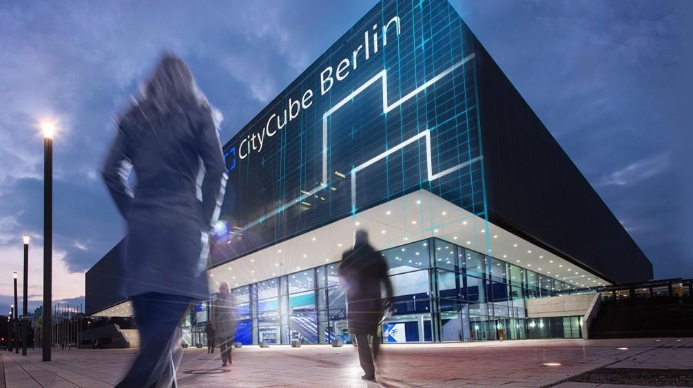 El CityCube de Berlín