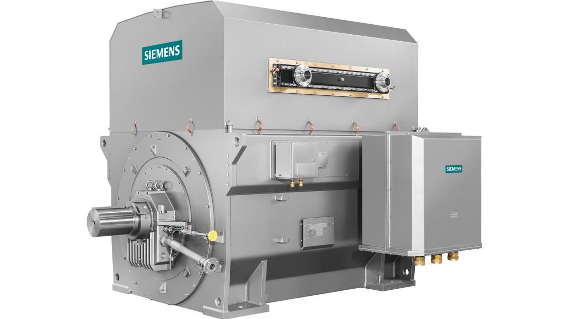 Високовольтні двигуни SIMOTICS HV M