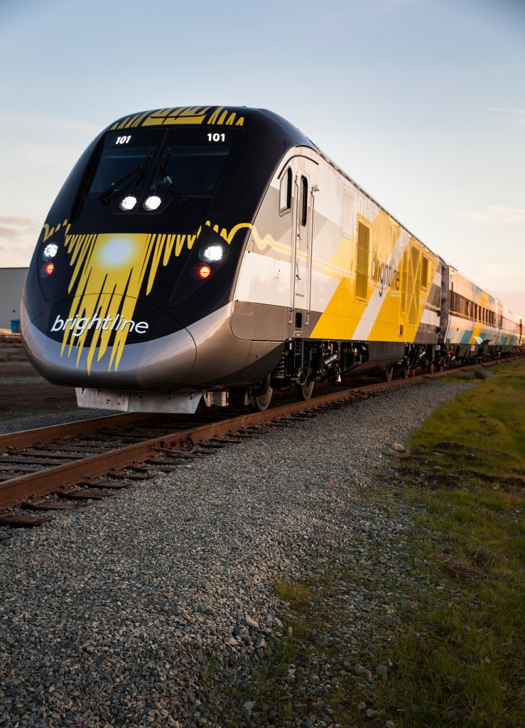 Brightline – comfortable travel between Florida's cities
