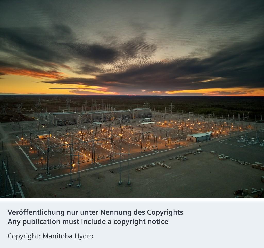 Siemens stellt Frequency Stabilizer zur Stabilisierung des Stromnetzes vor