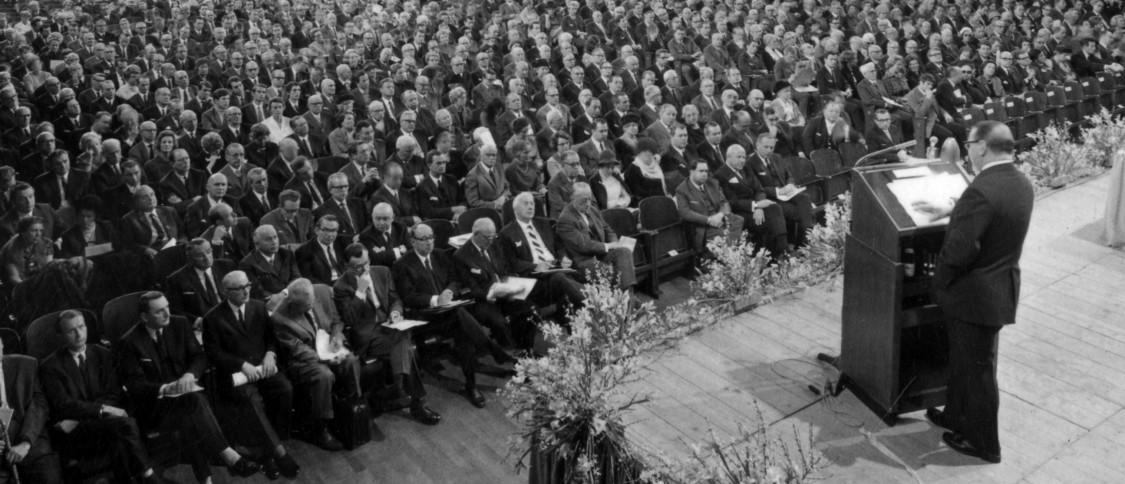 Shareholder meeting 1969