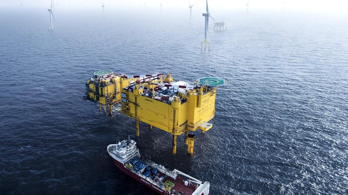 Решения для подключения морских электростанций к сетям