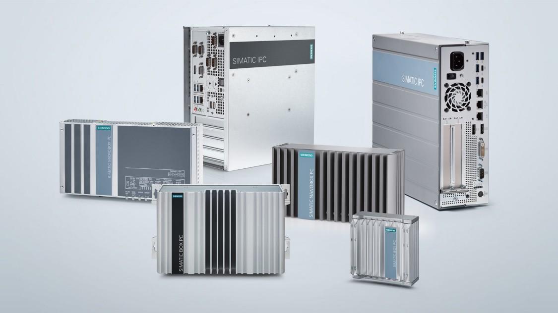 SIMATIC Box PCs