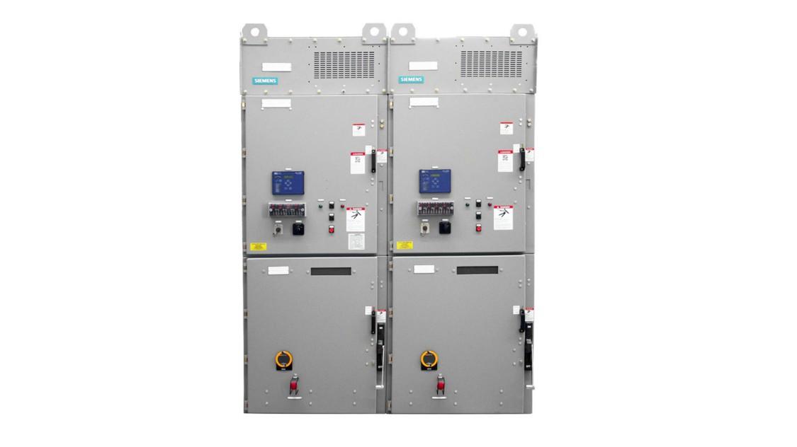 SIMOVAC non-arc-resistant medium-voltage motor controller