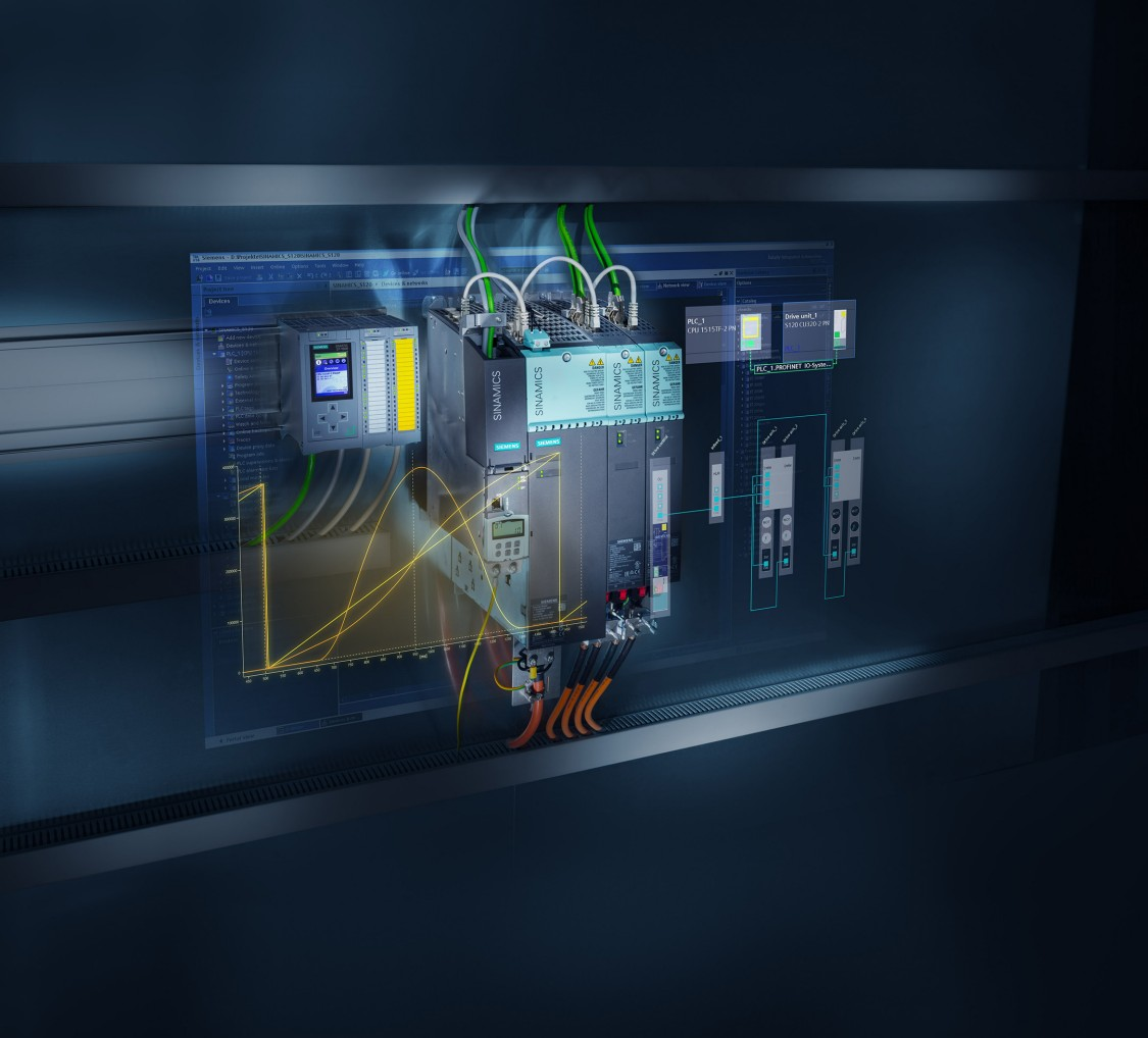Webbinarium: Servomotor 1FK2 - nu med planetväxlar och i nya utföranden