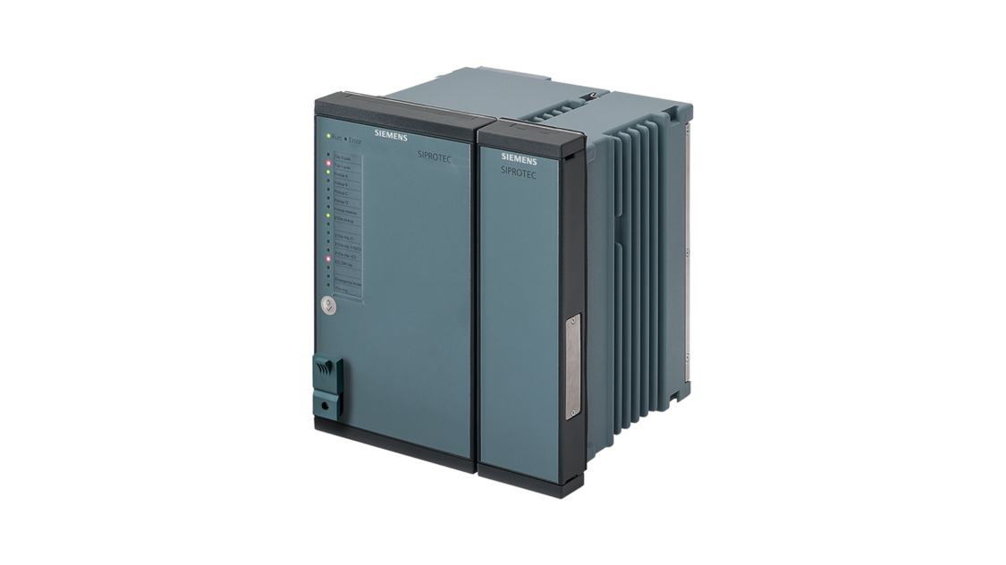 Protection Relay and control - Merging unit