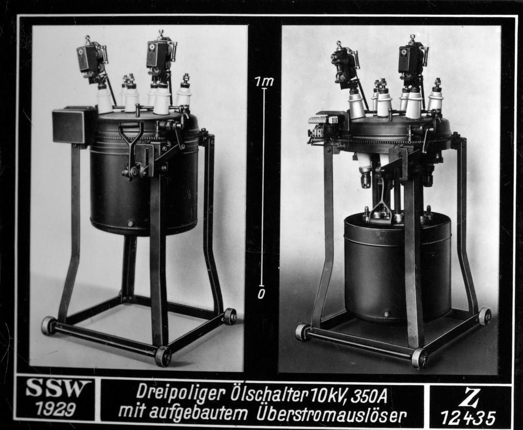 Ölschalter 1929 (SW)
