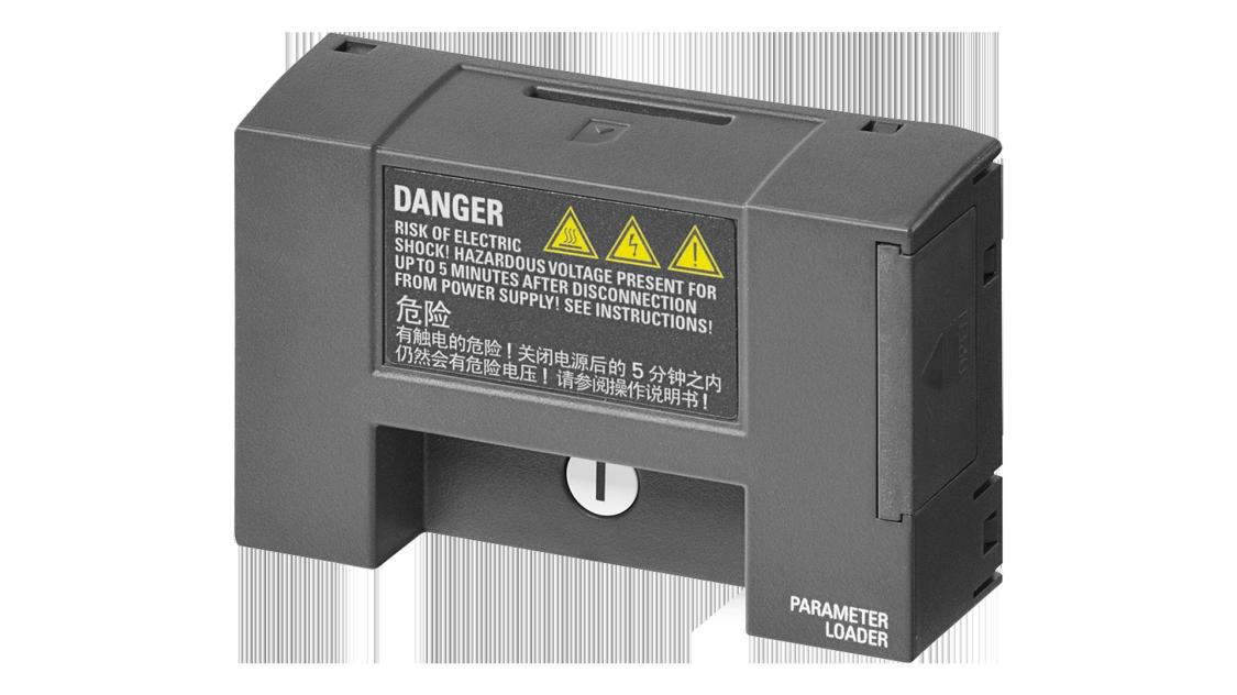 basic motion drive -parameter loader