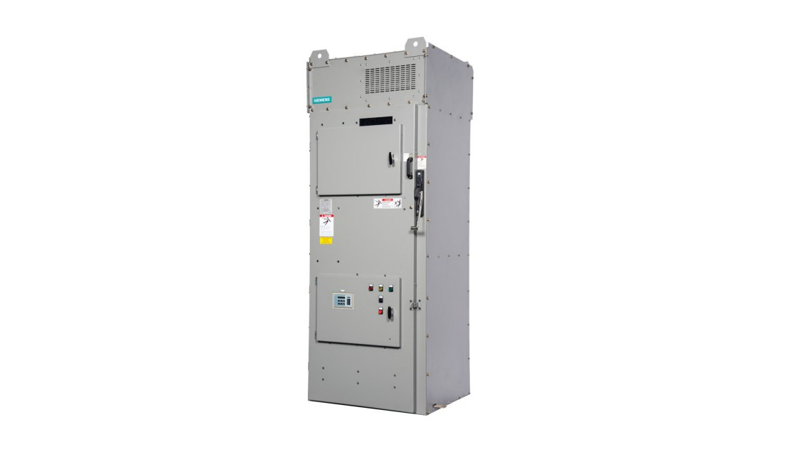 SIMOVAC-SSRVS medium-voltage solid-state reduced-voltage controller