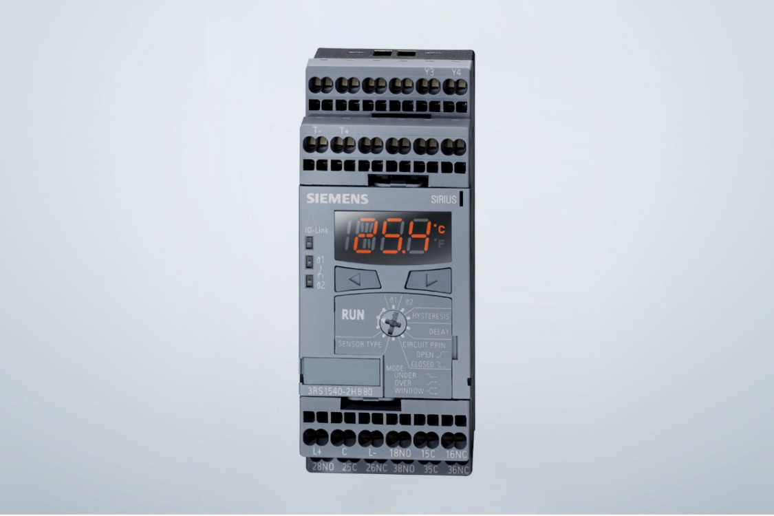 Monitoring relay SIRIUS 3RS1