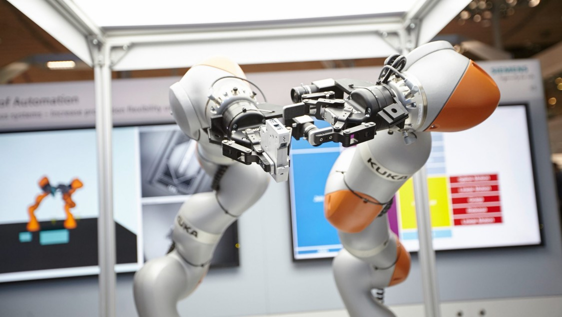 Studie: Artificial Intelligence in manufacturing