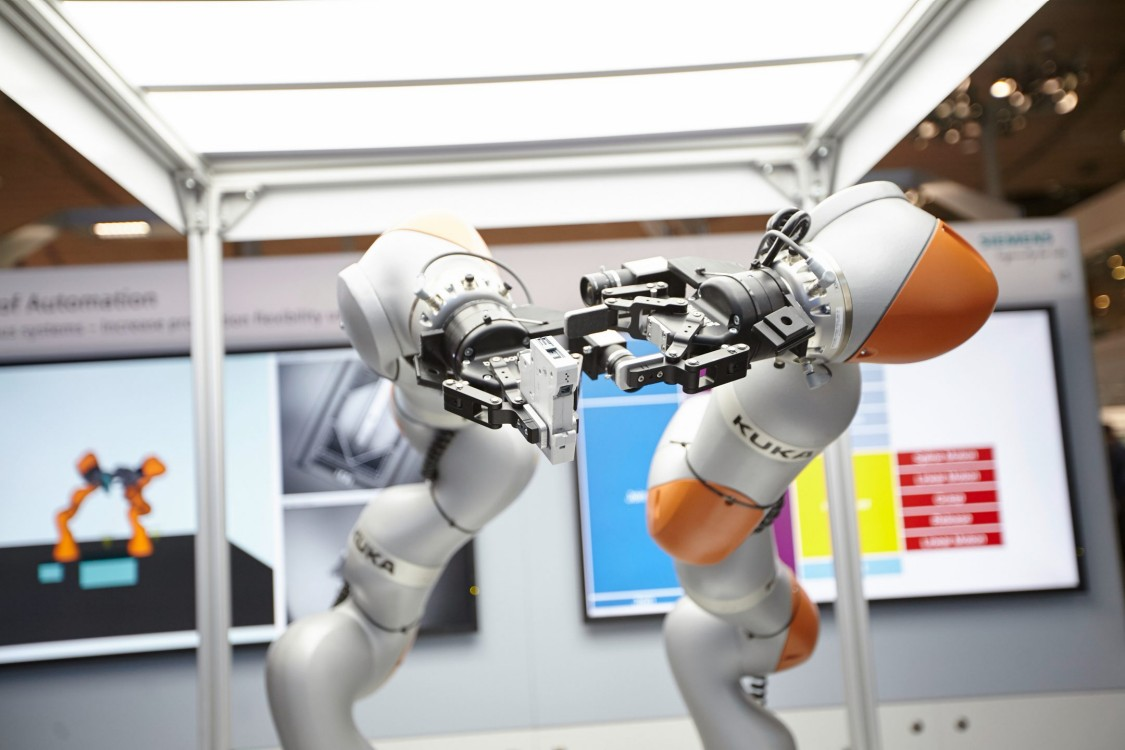 How artificial intelligence support industrial companies in production