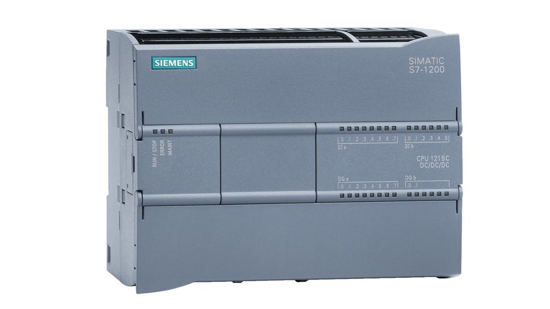SIMATIC S7-1200 CPUs
