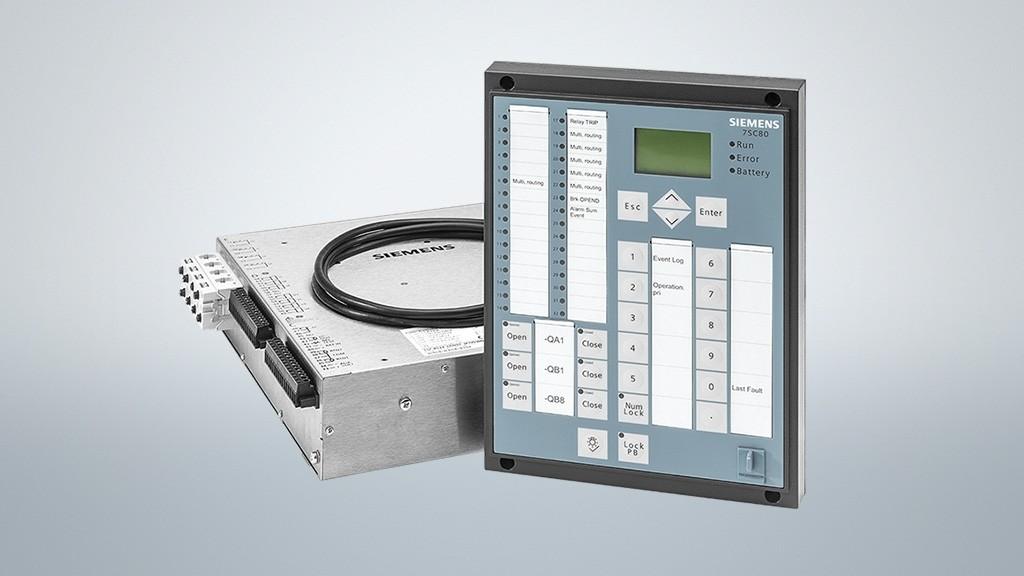 SIPROTEC Feeder Protection and Recloser Controller (7SC80)