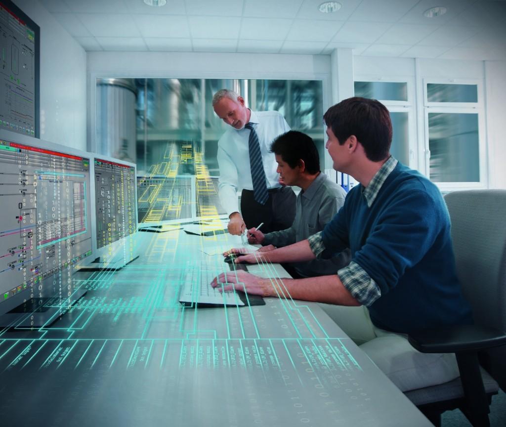 SIMATIC PCS 7 proses kontrol sistemi