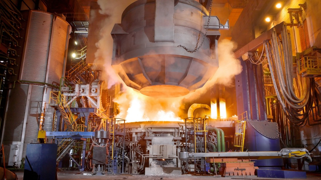 Steel production without CO2 emissions