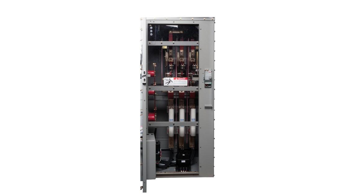 SIMOVAC medium-voltage load-interrupter switch