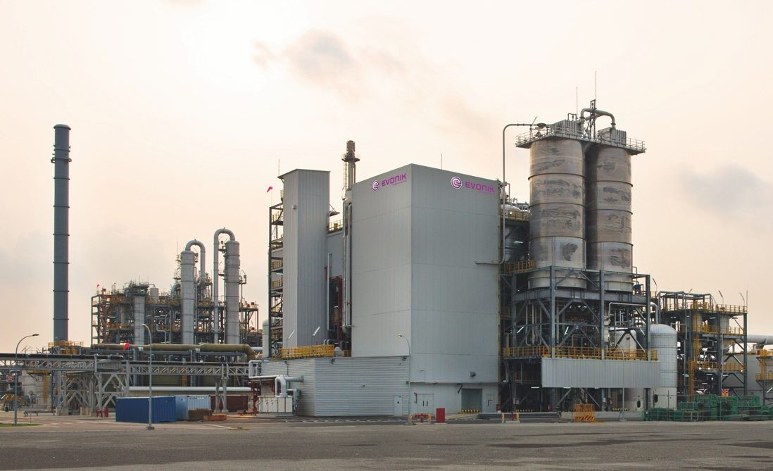 Evonik ME5 Plant